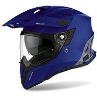 AIROH COMMANDER COLOR modrá-matná - Helma na motorku