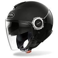 AIROH HELIOS FLUO Matte Black - Motorbike Helmet