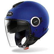 AIROH HELIOS COLOR modrá-matná - Helma na motorku