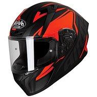 AIROH Valor IMPACT orange matte - Motorbike helmet