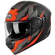 AIROH ST 501 BIONIC Orange/Black - Motorbike helmet