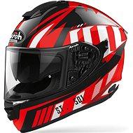 AIROH ST 501 BLADE Black/Red-Matt - Motorbike helmet