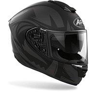 AIROH ST 501 SPEKTRO Black/Grey-Matt - Motorbike helmet