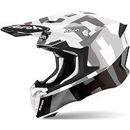 AIROH TWIST 2.0 FRAME Black/ White - Motorbike Helmet