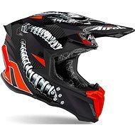 AIROH TWIST BOLT černá/červená - Helma na motorku