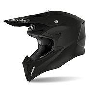 AIROH WRAAP COLOR Matte Black - Motorbike Helmet