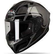 AIROH Valor MARSHALL shiny gray - Motorbike helmet