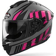 AIROH ST 501 BLADE Black/Pink-Matt - Motorbike helmet