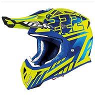 AIROH TWIST 2.0 REP. CAIROLI 2020 Blue/Fluo - Motorbike Helmet