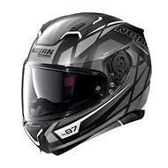 Nolan N87 Originality N-Com Flat Black 68 - Helma na motorku