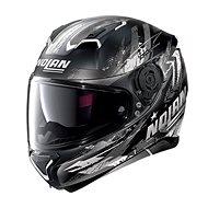 Nolan N87 Carnival N-Com Flat Black 83 - Helma na motorku