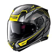 Nolan N87 Originality N-Com Flat Black 70 - Helma na motorku