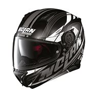 Nolan N87 Fulmen N-Com Flat Black 51 - Helma na motorku