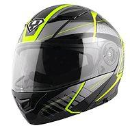 Yohe 950-16, Black, Fluo  - Helma na motorku