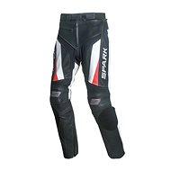 Spark ProComp, červené - Kalhoty na motorku