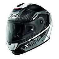 X-Lite X-903 Ultra Carbon Cavalcade N-Com Carbon 11 - Motorbike helmet