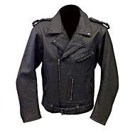 Spark Vintage křivák, černá  - Bunda na motorku