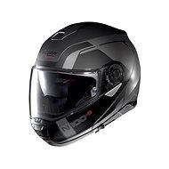 Nolan N100-5 Consistency N-Com Flat Lava Grey 20  - Helma na motorku