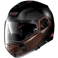 Nolan N100-5 Consistency N-Com Flat Black 28  - Helma na motorku