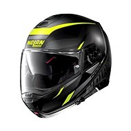Nolan N100-5 Lumiére N-Com Flat Black 37  - Helma na motorku