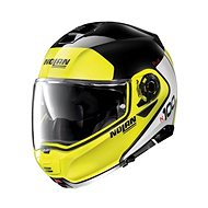 Nolan N100-5 Plus Distinctive N-Com Glossy Black 28  - Helma na motorku