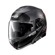 Nolan N100-5 Plus Distinctive N-Com Flat Lava Grey 24  - Helma na motorku