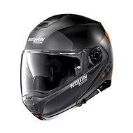 Nolan N100-5 Plus Distinctive N-Com Flat Black 26  - Helma na motorku