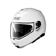 Nolan N100-5 Classic N-Com Metal White 5  - Helma na motorku