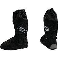 OXFORD shoe covers RAIN SEAL with reflective elements and outsole, (black) - Waterproof Motorcycle Apparel