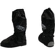 OXFORD návleky na boty RAIN SEAL s reflexními prvky a podrážkou, (černá) - Nepromoky na motorku