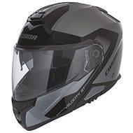 CASSIDA Velocity ST 2.1, (stříbrná titanium/černá) - Helma na motorku