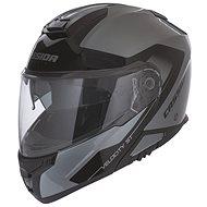 CASSIDA Velocity ST 2.0 (stříbrná titanium/černá, vel. XL) - Helma na motorku