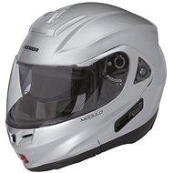 CASSIDA Modulo (stříbrná titanium, vel. XL) - Helma na motorku