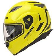 CASSIDA Compress (žlutá fluo, vel. XS) - Helma na motorku
