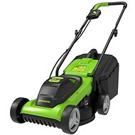 Greenworks G24LM33 24V - Cordless Lawn Mower