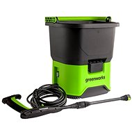 Greenworks GDC40 40V - Vysokotlaký čistič