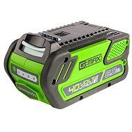 Greenworks G40B6 40V - Náhradní akumulátor