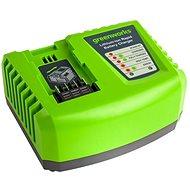 Greenworks G40UC4 40V - Nabíječka akumulátorů