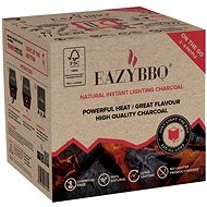 EAZYBBQ Natural Instant Lighting Charcoal - Briquettes