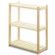 N5K Group Wooden LS 860x700x330mm, Pine - Shelf