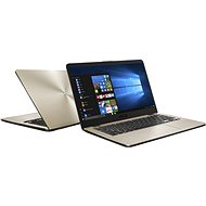 ASUS VivoBook 14 X405UA-EB760T Matt Golden - Notebook