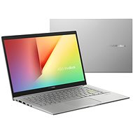 Asus Vivobook 14 K413EA-EB508T Transparent Silver  - Notebook