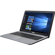 ASUS X540BA-DM623T Silver Gradient - Notebook