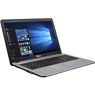 Asus X540BA-DM653T Silver Gradient  - Notebook