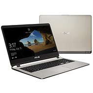 ASUS X507UB-EJ384T Icicle Gold - Notebook