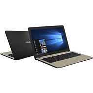ASUS VivoBook 15 X540NA-DM015T Chocolate Black - Notebook