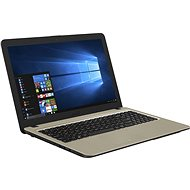 ASUS VivoBook 15 X540BA-DM104T Chocolate Black - Notebook