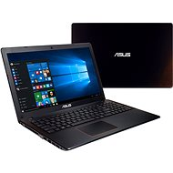 ASUS F550VX-DM587T Glossy Black - Notebook