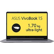 ASUS VivoBook 15 X510UF-BQ165T Grey - Notebook