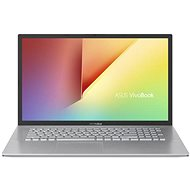 ASUS VivoBook 17 X712JA-BX375T Transparent Silver  - Notebook